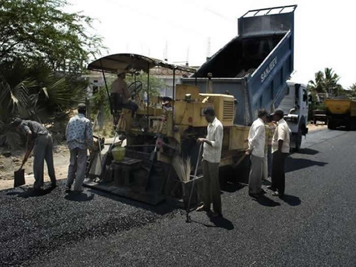 Constg. Various road under B.O.W. (N) I.No. 32 in Shahera Taluka, Pkg. No. 15-16/06