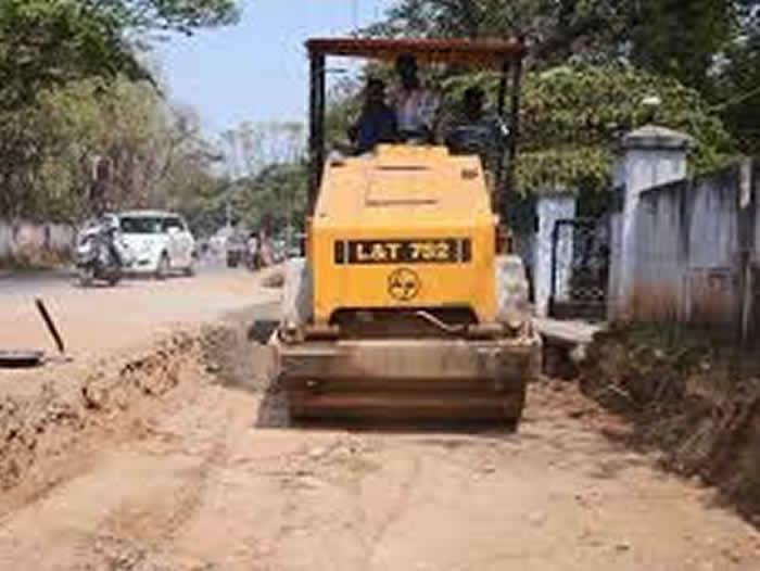 Widening & Strengthening Vansi - Borsi - Machhiwad Road Km. 0/0 to 10/4, District Navsari